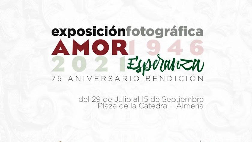 Cartel anunciador de la exposición de los Estudiantes.
