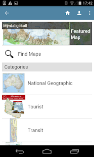 PDF Maps- screenshot thumbnail