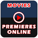 Movies home theater hd 4k icon