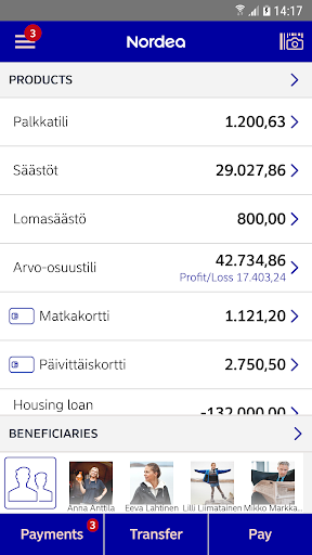Nordea Mobile Bank – Finland Apk Download Free for PC, smart TV