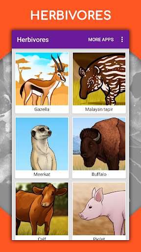 How to draw animals step by step, drawing lessons 1.3 Screenshots 3