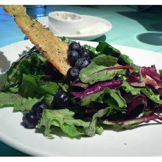 Blueberry Salad.