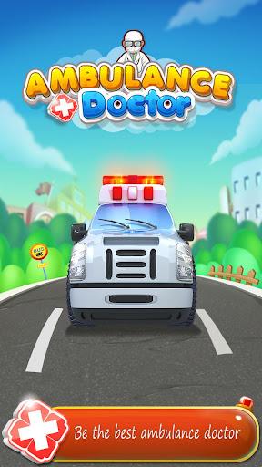911 Ambulance Doctor Screenshot