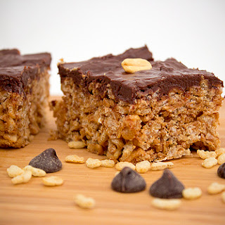 Healthy Chocolate Scotcheroos Recipes