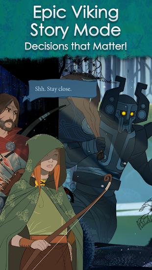 The Banner Saga- screenshot thumbnail