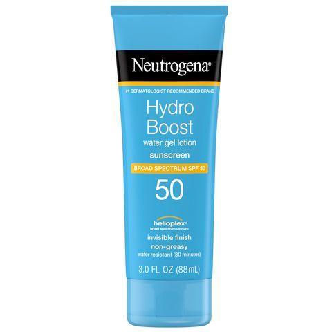 4. Hydro Boost Water Gel Lotion Sunscreen SPF 50