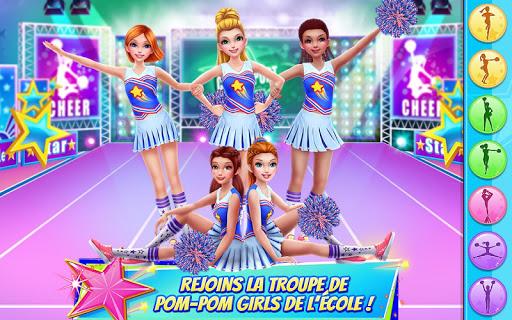 Compétition de pom-pom girls  captures d'écran 1