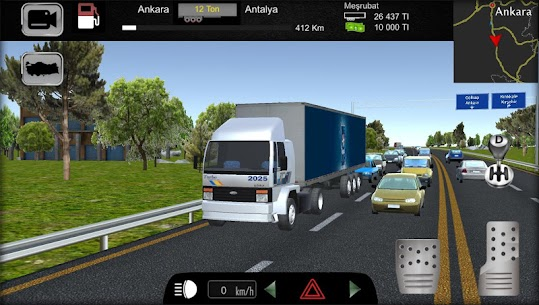 Cargo Simulator 2019 : Turkey 5