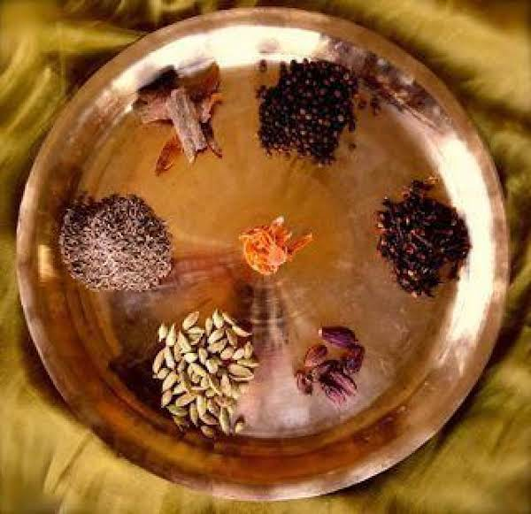 A Blend Of Aromatic Spices Commonly Used In South Asian Cooking.