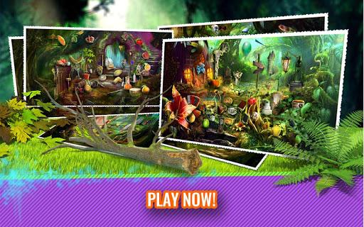 Hidden Objects - Magic Garden 1.0 screenshots 4