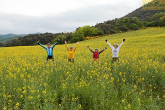 Photo: В наших турах чувствуешь, что жизнь – прекрасна. Для наших инструкторов организация путешествий в первую очередь – это возможность делать то, что любишь и делиться своей радостью с другими. Когда видишь сияющую радость, понимаешь, что день прожит не зря: это то, ради чего стоит стараться, и благодаря чему мы любим свою работу.  Место съемки: Каталония (Испания), Пиренеи Поездка: велотур «По местам Гауди и Дали от Пиренеев к Средиземному морю» Автор: Ярослав Добрянский