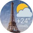 Париж Погодные Живые Обои