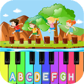 Magic Piano For Kids