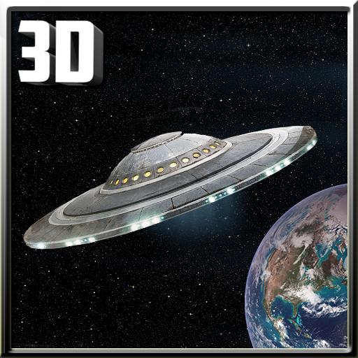 Flying Saucer Universe Defence (game)