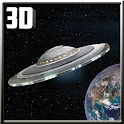 Flying Saucer Universe Defence icon