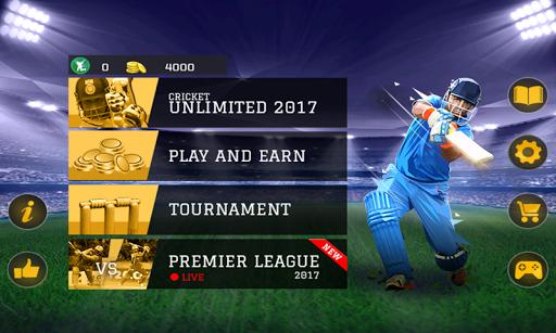 Cricket Unlimited 2017 4.8 screenshots 1