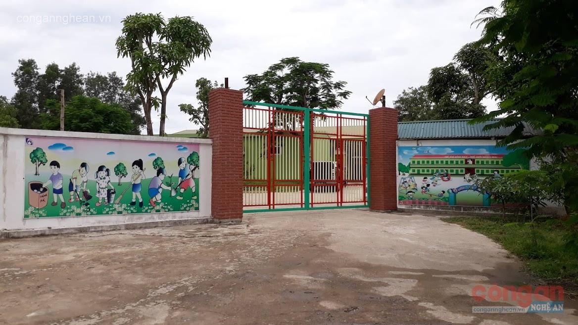 Cơ sở mầm non tư thục Tuổi Thơ ở huyện Thanh Chương