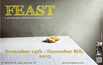 Photo: Feast Exhibit Banner