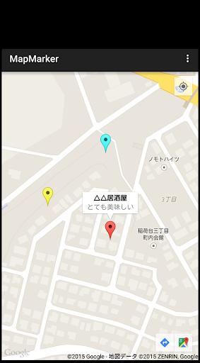 MapMarker