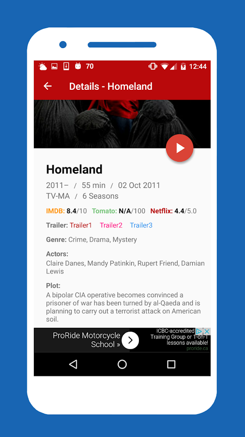 Seflix - NETFLIX Secret Genres- screenshot