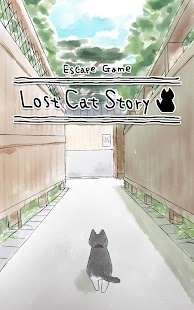 Escape game : Lost Cat Story- screenshot thumbnail