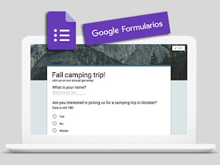 Google Formularios Conquista internet
