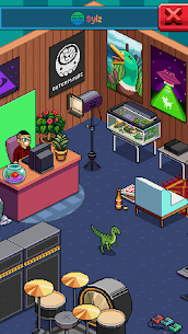 PewDiePie's Tuber Simulator MOD (Unlimited Money) 10