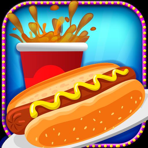American Hotdog Maker - Kitchen Fever