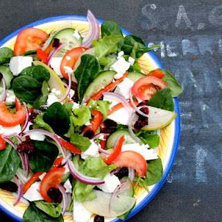 Antioxidant Salad.
