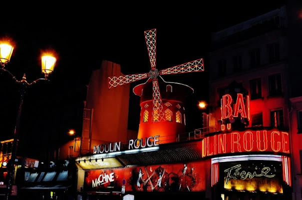 Moulin rouge di jappone