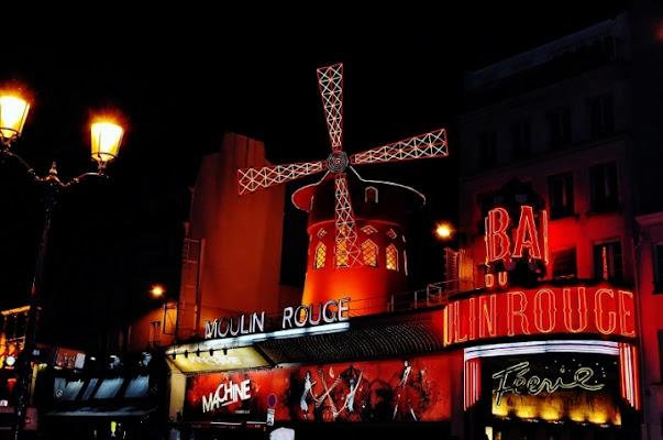 Moulin rouge di jappone