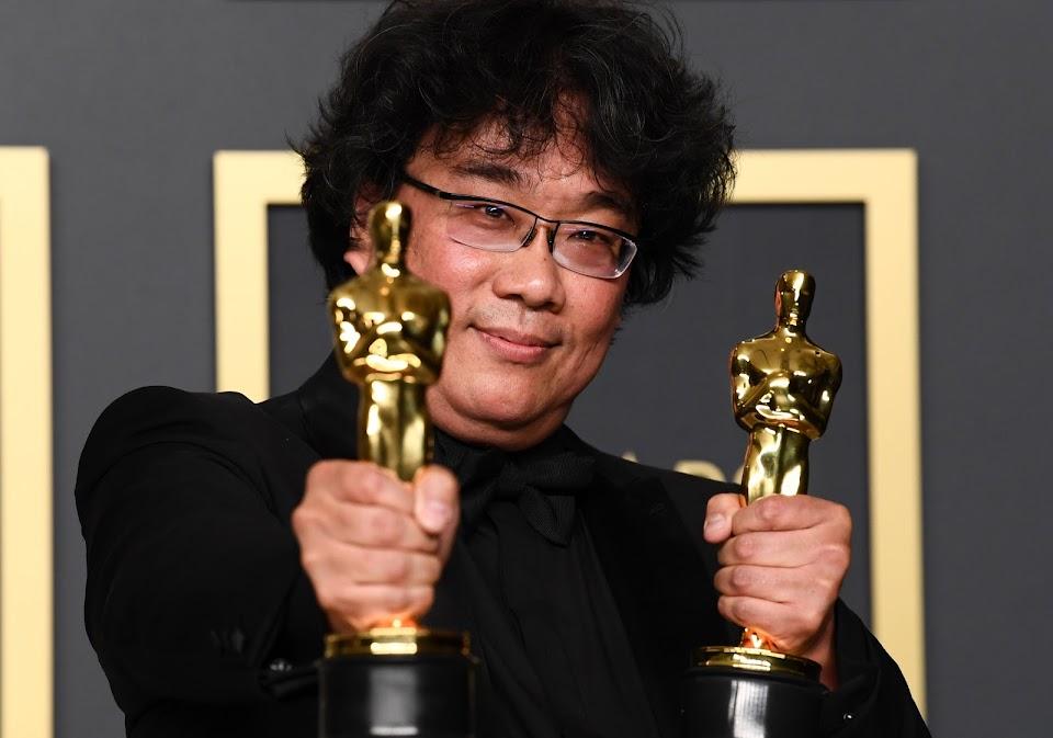 92nd Annual Academy Awards, Press Room, Los Angeles, USA - 09 Feb 2020