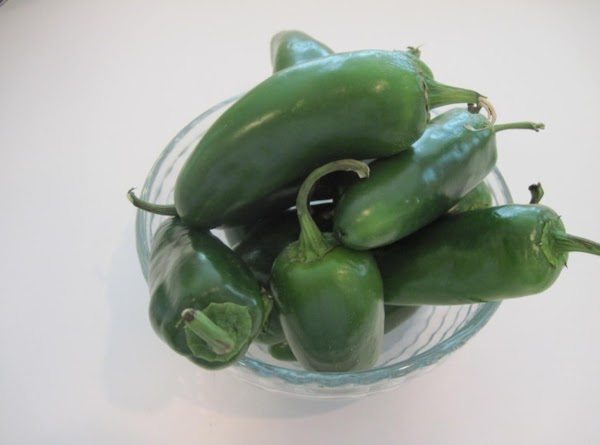 Kick it up with some fresh diced jalapenos.