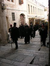 Photo: procession on Theophany