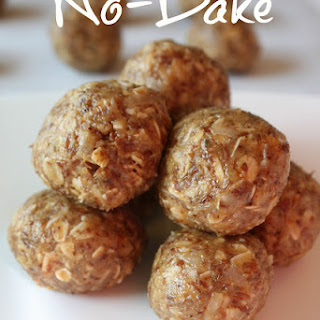 No-Bake Energy Bites aka Protein Poppers