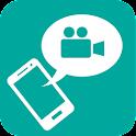 Appel vidéo Messenger icon