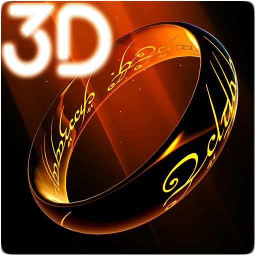 Magic One Ring Parallax 3D Live Wallpaper