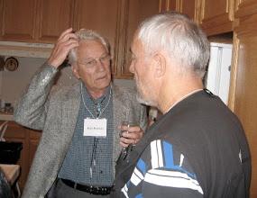 Photo: PROFESSORS KIM ROMNEY AND AL AHUMADA