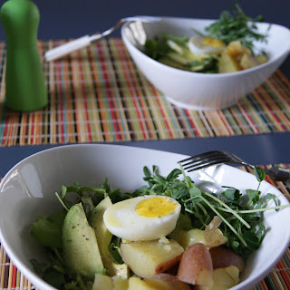 Spring Medley Salad & a Trip to the Farmers Market