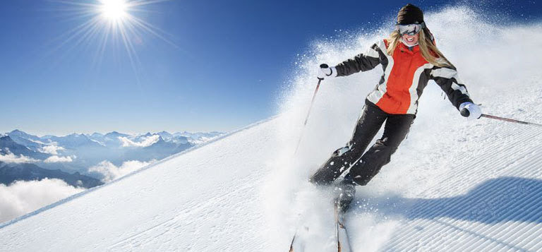 Горные лыжи в Шамони