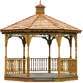 300+ Beautiful Gazebo Design Ideas For Your Garden