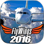 FlyWings Flight Simulator X 2016 HD