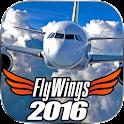 Flight Simulator X 2016 Air HD icon