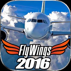 یاری بۆ ئهندرۆید Flight Simulator X 2016 Air HD v1.3.8 APK