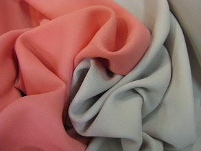 Photo: Ткань: Креп двойной шерсть. шир. 140 см. цена 5000р.