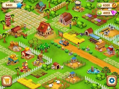 Paradise Hay Farm Island MOD (Unlimited Money) 9