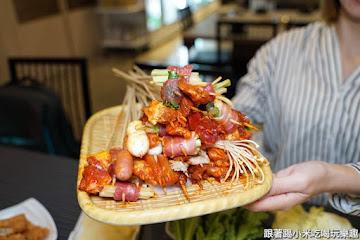 蜀都串香火鍋