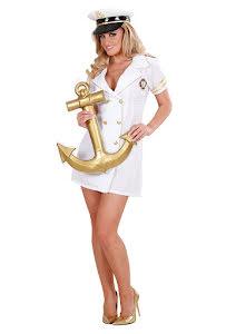 Kaptensklänning