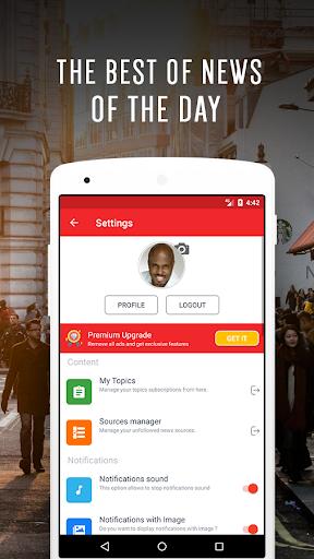 Nigeria Breaking News and Latest Local News App 10.5.1 screenshots 6