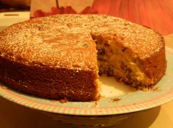 The Whiskey Under The Sink Tea Cake Recipe